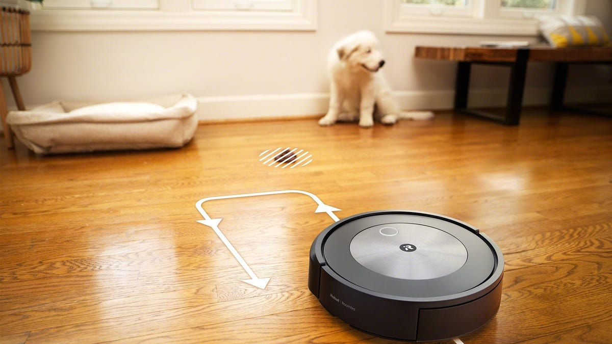 iRobot Announces Roomba j7 and j7+, Which Can Avoid Obstacles