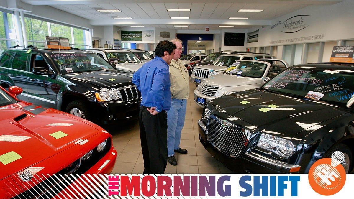 Händler erzielen mit dem Kauf und Verkauf von Gebrauchtwagen hohe Gewinne