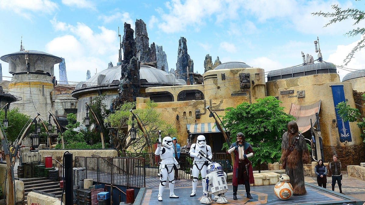 Disney's Star Wars hotel to charge $5000 for 2 nights