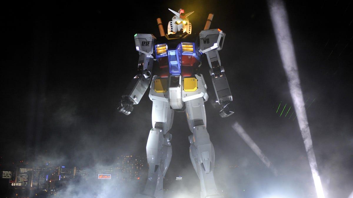 Netflix to stream 4 classic Gundam movies and the new Gundam movie