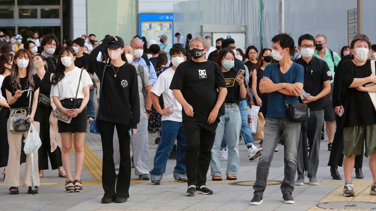 Tokyo Has Record Surge of Covid-19 Cases, but Olympics Will Go On
