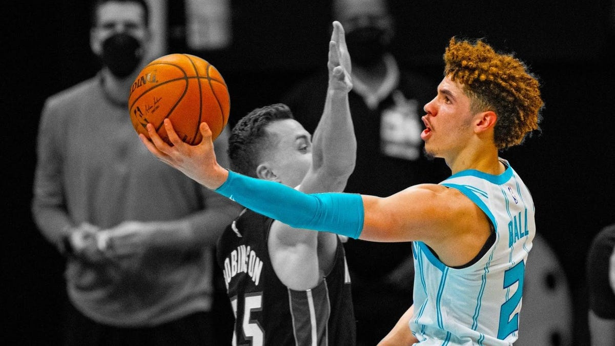 Sorry LaMelo fans, but he shouldn't be Rookie of the Year