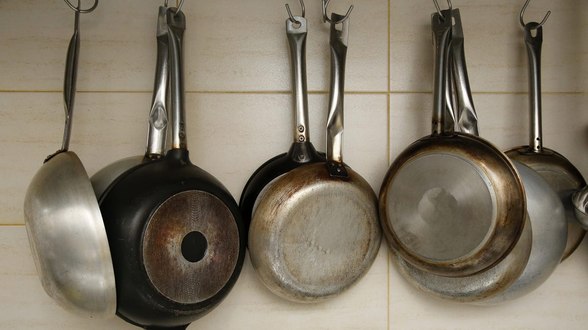 How to Know When It's Time to Replace Your Old Pots and Pans