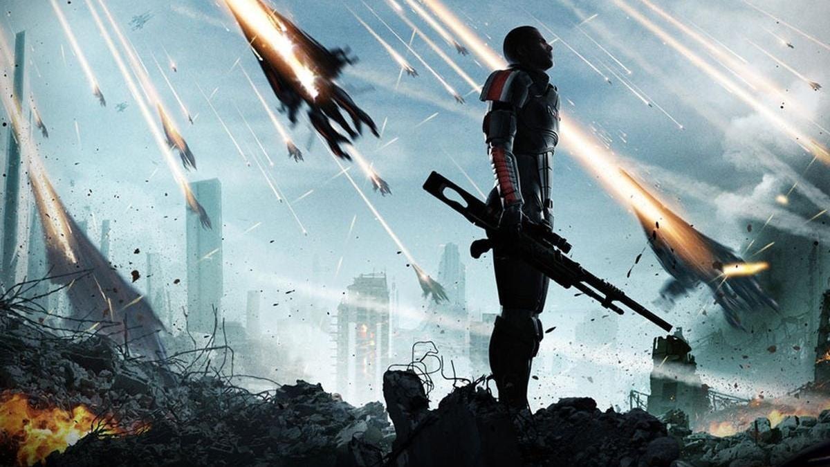 After Backlash, Mass Effect 3 Devs Say Team Crunched To Deliver New Ending