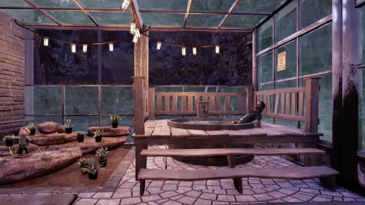 Fallout 76 Player Becomes A Jacuzzi Serial Killer In-Game