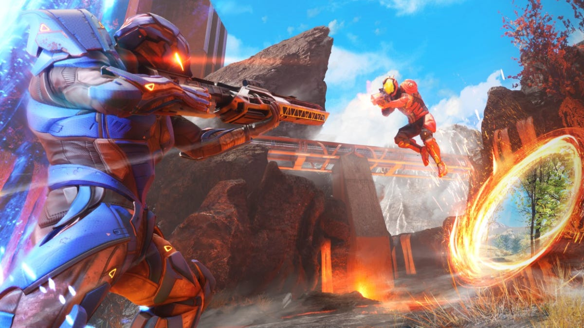 Portal-Based Shooter Delayed Because It's Too Dang Popular - Kotaku