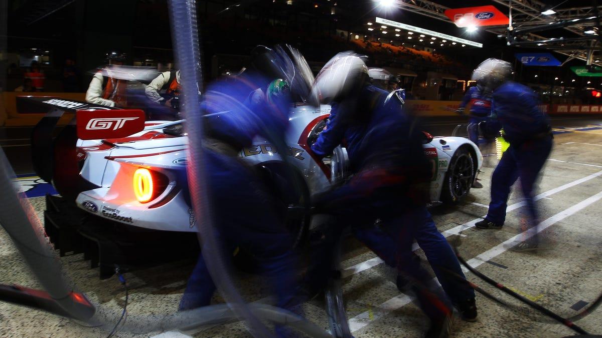 Sportwagenrennen sind jetzt viel einfacher geworden