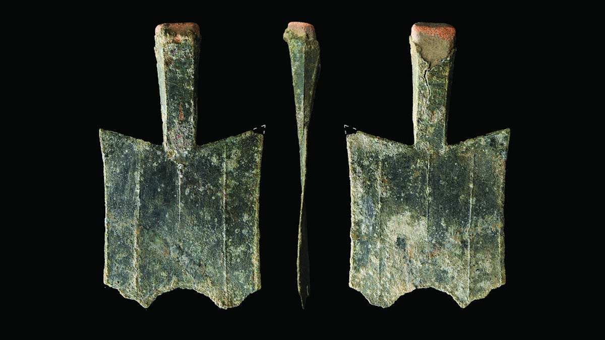 World's Oldest Known Coin Mint Unearthed in China thumbnail