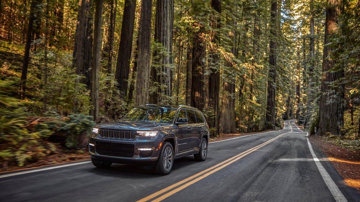 2021 Jeep Grand Cherokee L Starts At $37,340