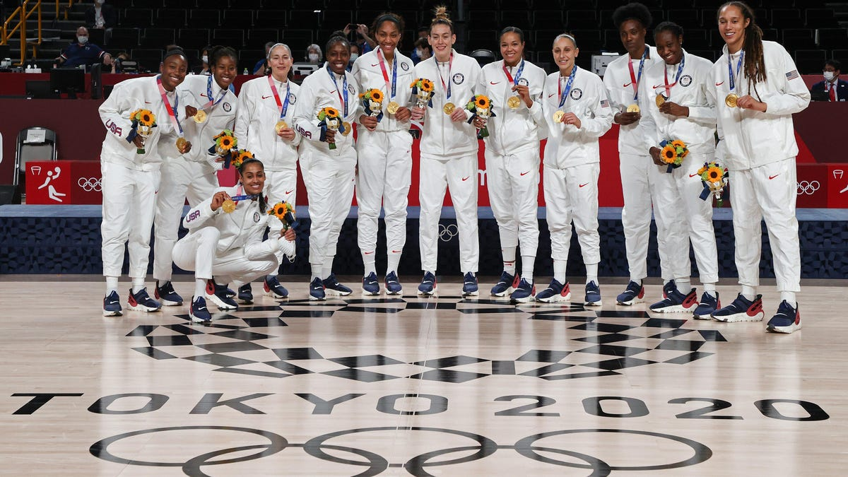 The world doesn�t seem like it�s catching up to Team USA�s women any time soon