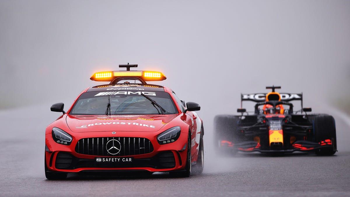 Wenn die Formel 1 die Farce beim Großen Preis von Belgien bedauert, weiß ich, wie man es beweisen kann€