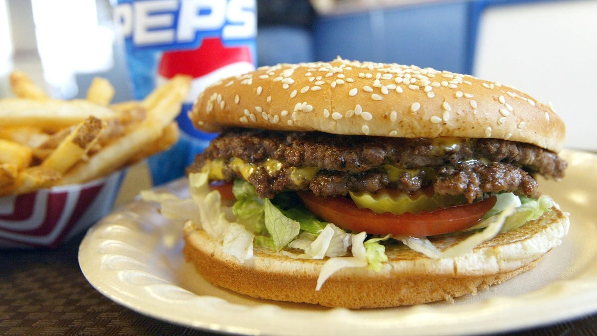 All the Fast Food You Love Contains Hormone-Disrupting Chemicals, Study Finds