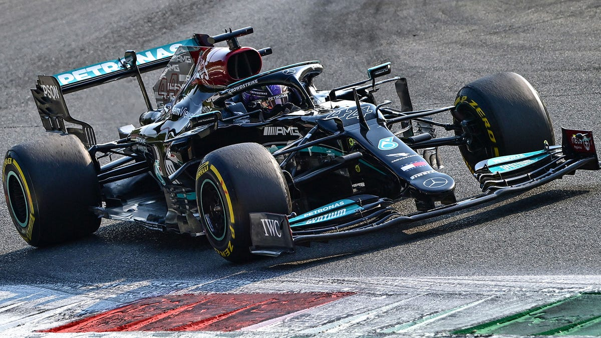 iRacing & Mercedes AMG Petronas Formula 1 Partner For The Future