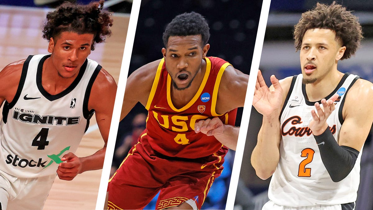 The 2021 NBA Draft could shift the power of the league