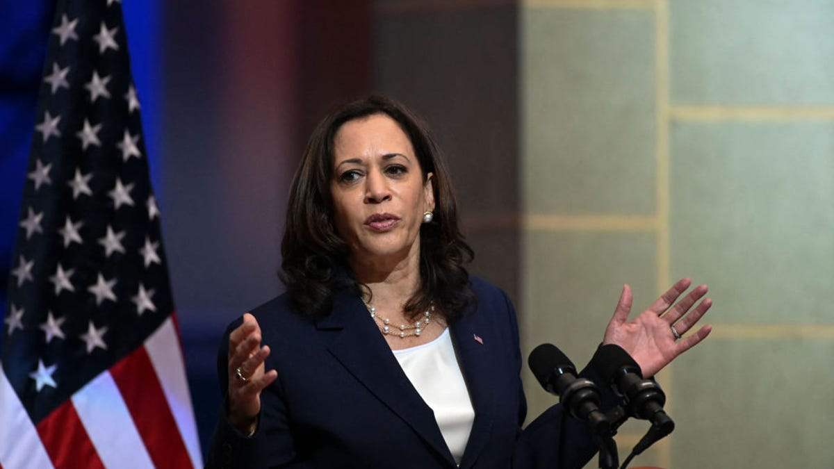 Lester Holt Tried It, Presses Vice President Kamala Harris on Why She Hasn't Visited the Border