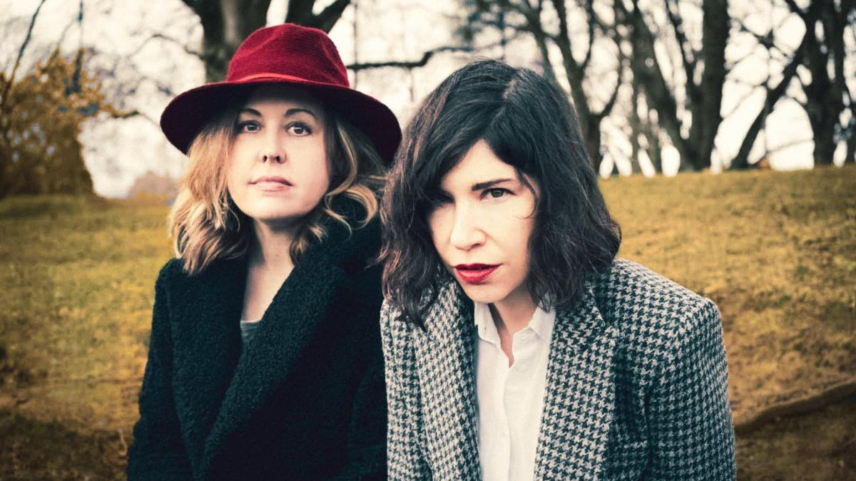 Sleater-Kinney's Path Of Wellness is paved with guitars