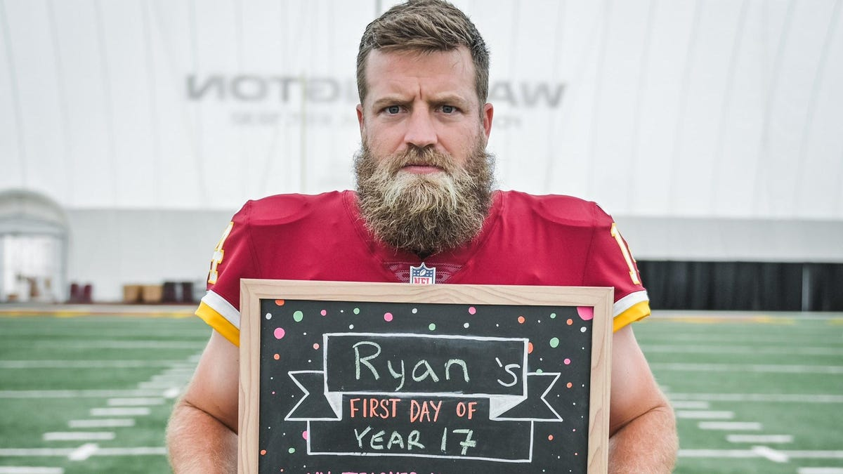 Ryan Fitzpatrick has been doing this football thing for a minute