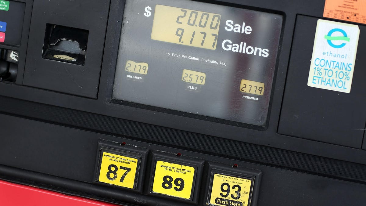 Let's Debate: Do You Splurge On Premium Or Stick With Regular Gas?