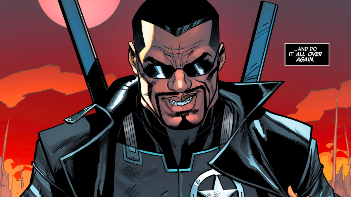 Blade Director Bassam Tariq Says the New Film Won't Be Boxed in By Marvel's Comics Canon thumbnail