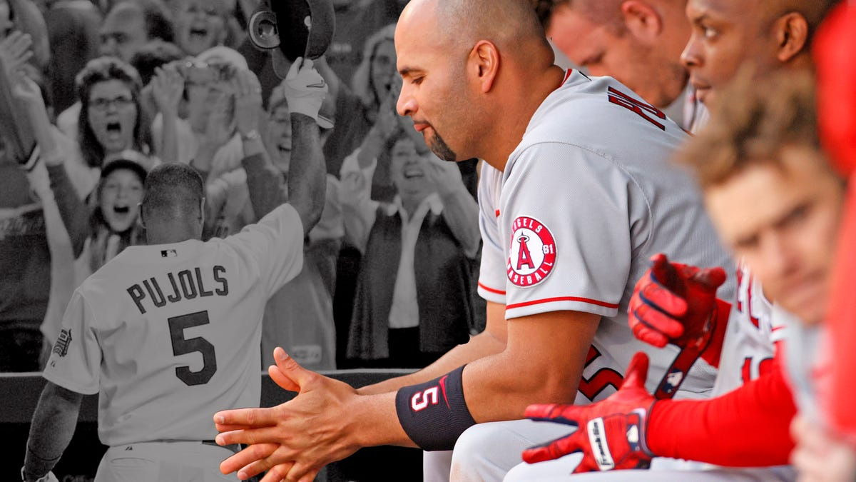 Albert Pujols' career wasn't supposed to end like this