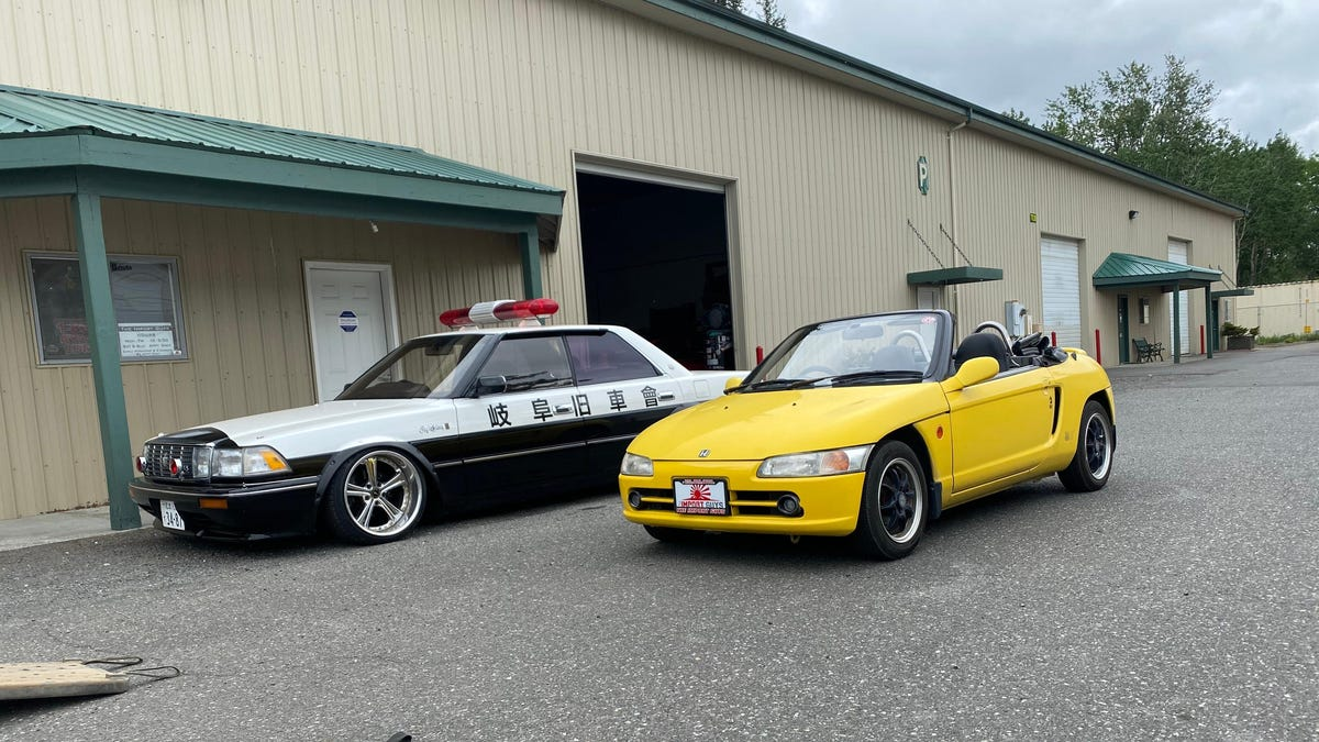 Importing This Honda Beat Is The Most Fun I've Ever Had Buying A Car