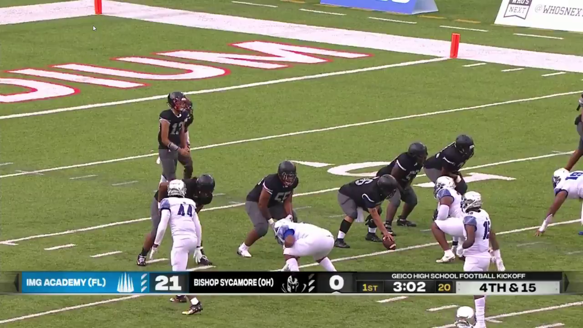What we know about Bishop Sycamore, the fake football team on ESPN