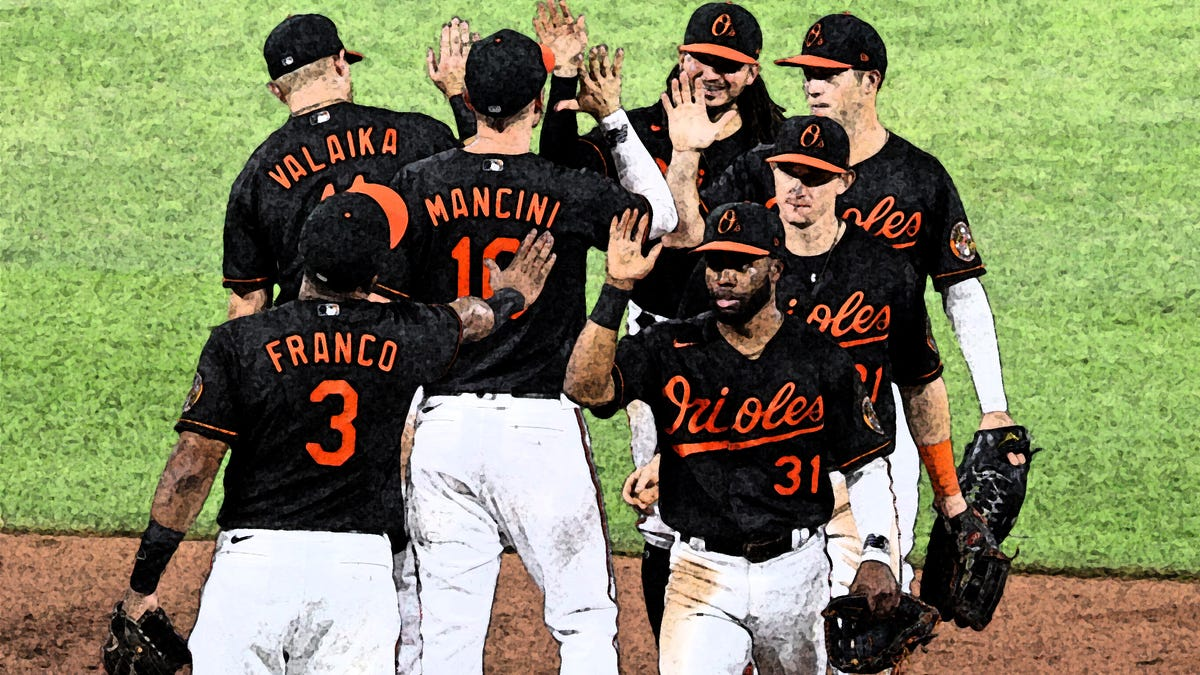 The Baltimore Orioles are a beautiful mess that makes absolutely zero sense