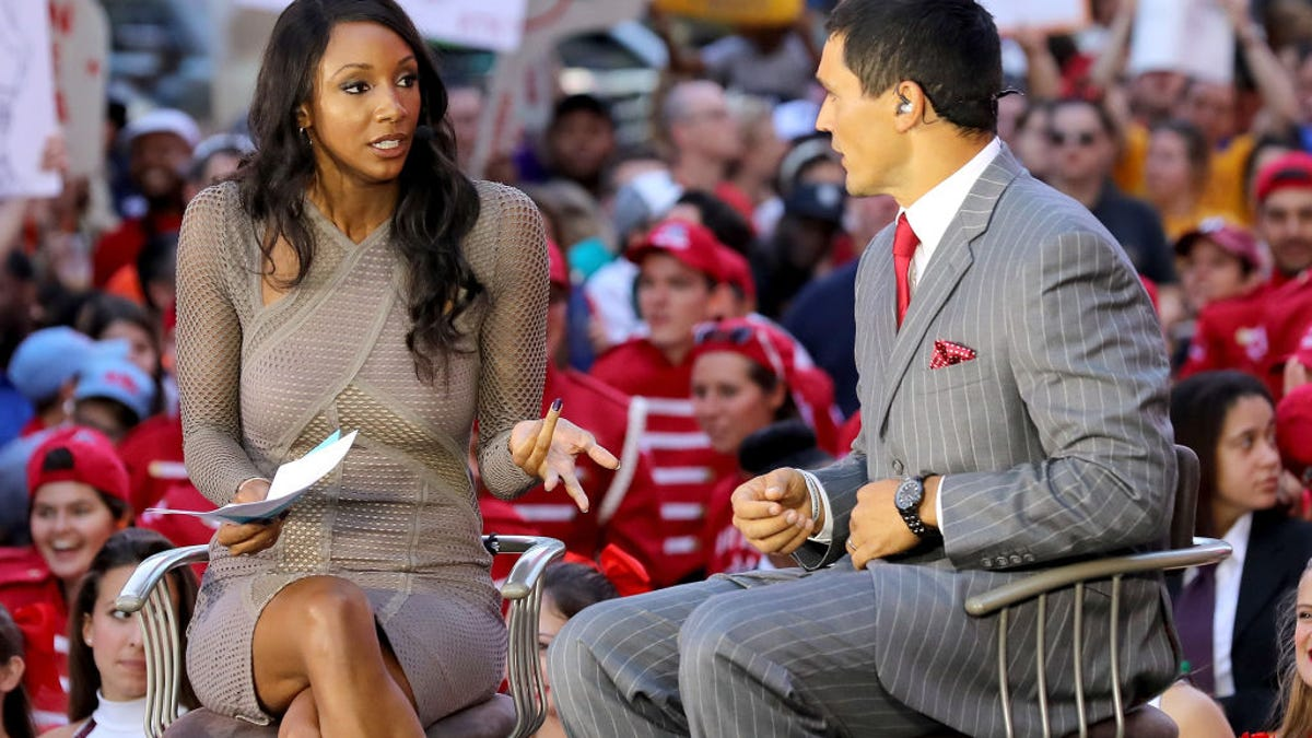 After Rachel Nichols Showed What White Allyship Really Looks Like, NBA Finals Host Maria Taylor Leaves ESPN