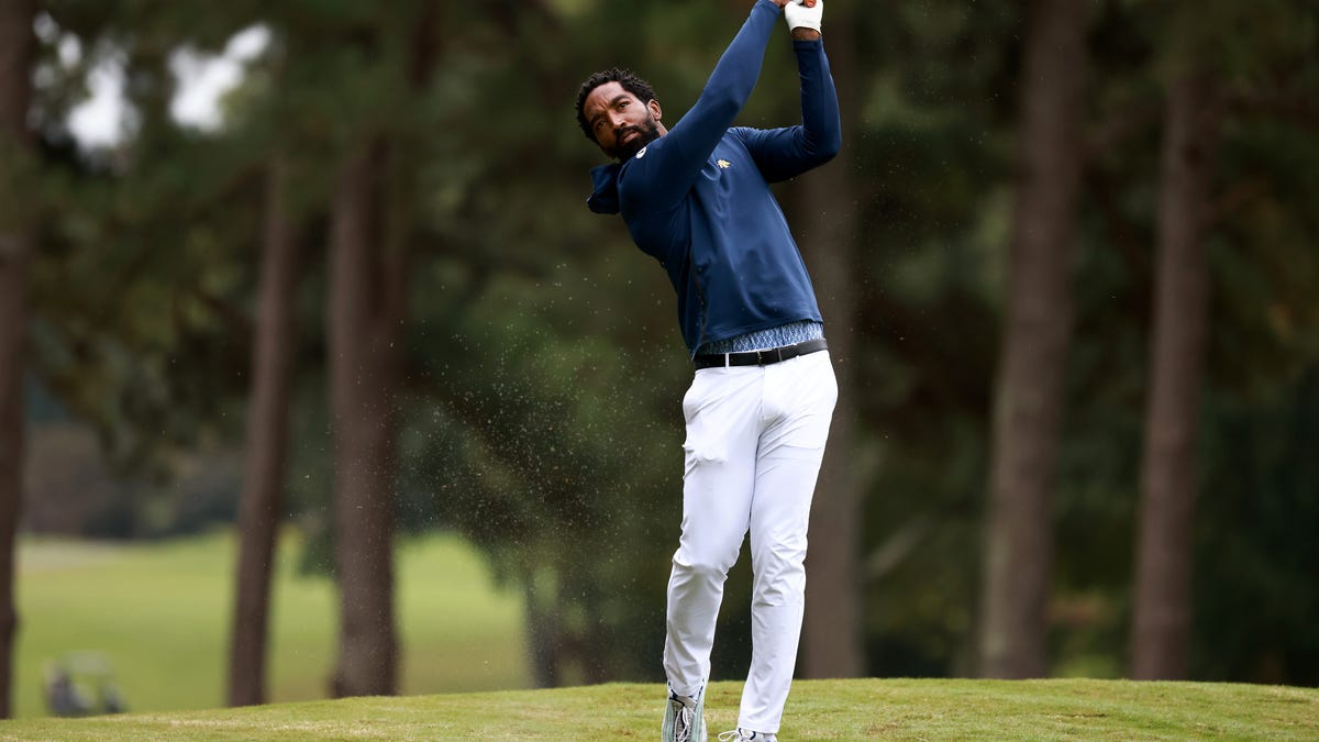 J.R. Smith's 1st Golf Tournament Didn't Exactly Go As Planned