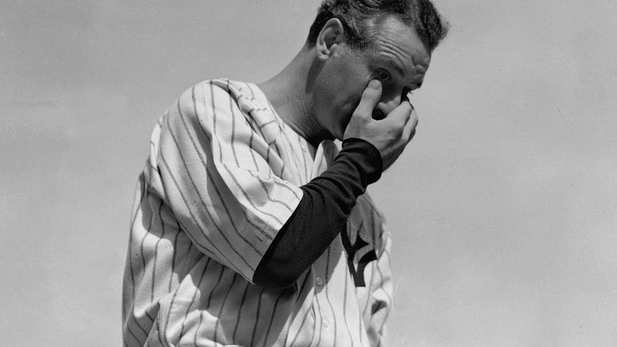 MLB's first entry into NFT craze – Lou Gehrig's speech – doesn't pass the smell test
