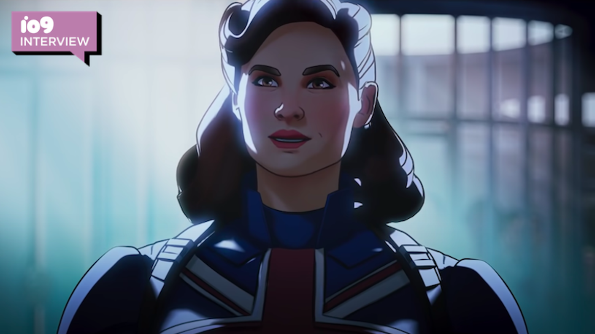 Marvel's Captain Carter Will Connect Each Multiversal Season of What If
