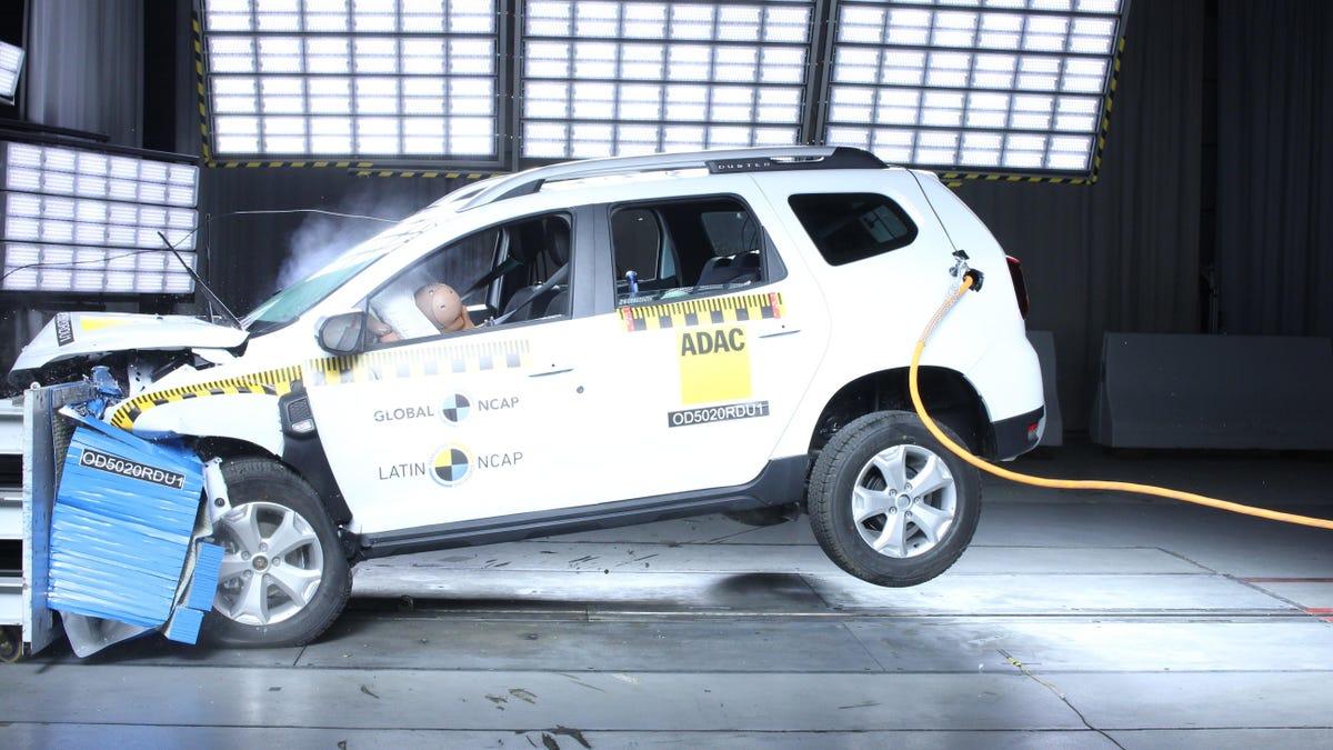 Latin NCAP hat die Nase voll von Null-Sterne-Sicherheitsbewertungen€