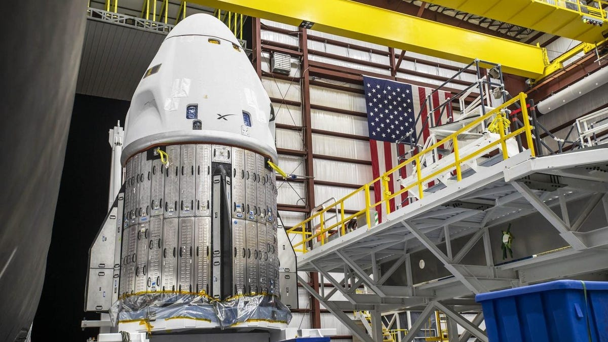 SpaceX claims to have fixed its leaky toilet ahead of the upcoming launch