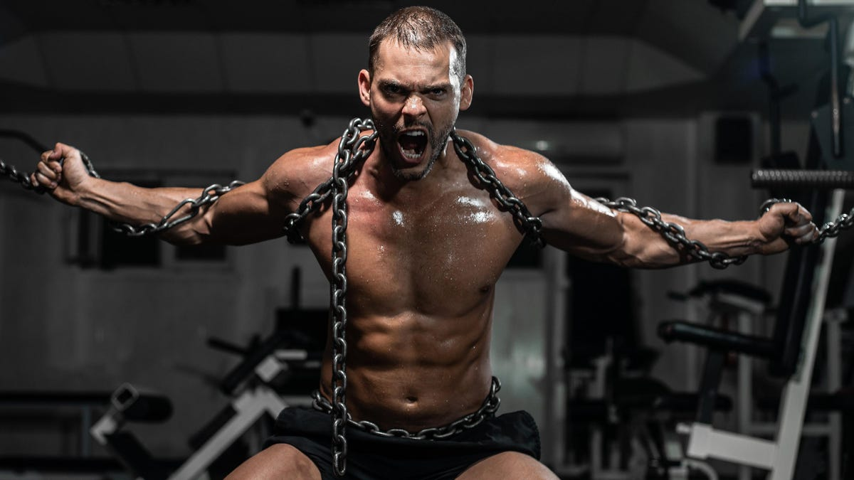 How to Lift Weights With Badass Chains