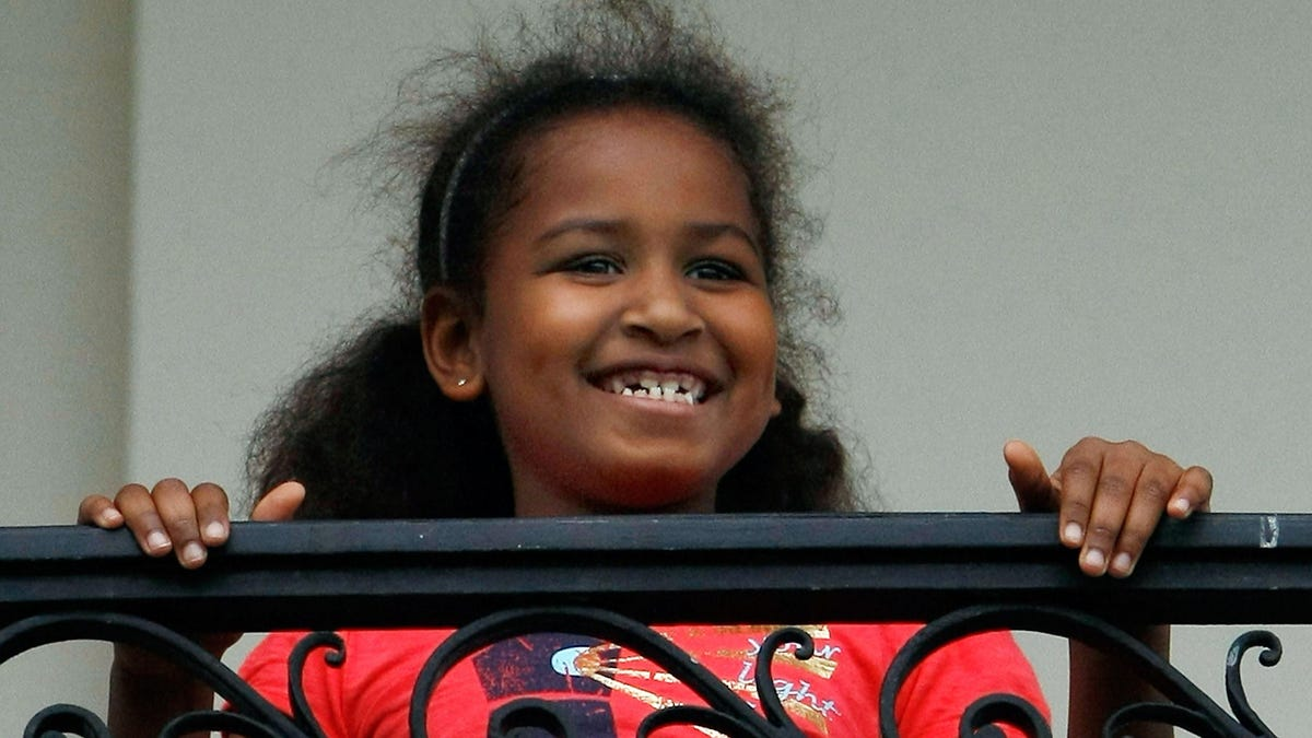 Sasha Obama Is 20 Today, and I'm Not Old, You're Old