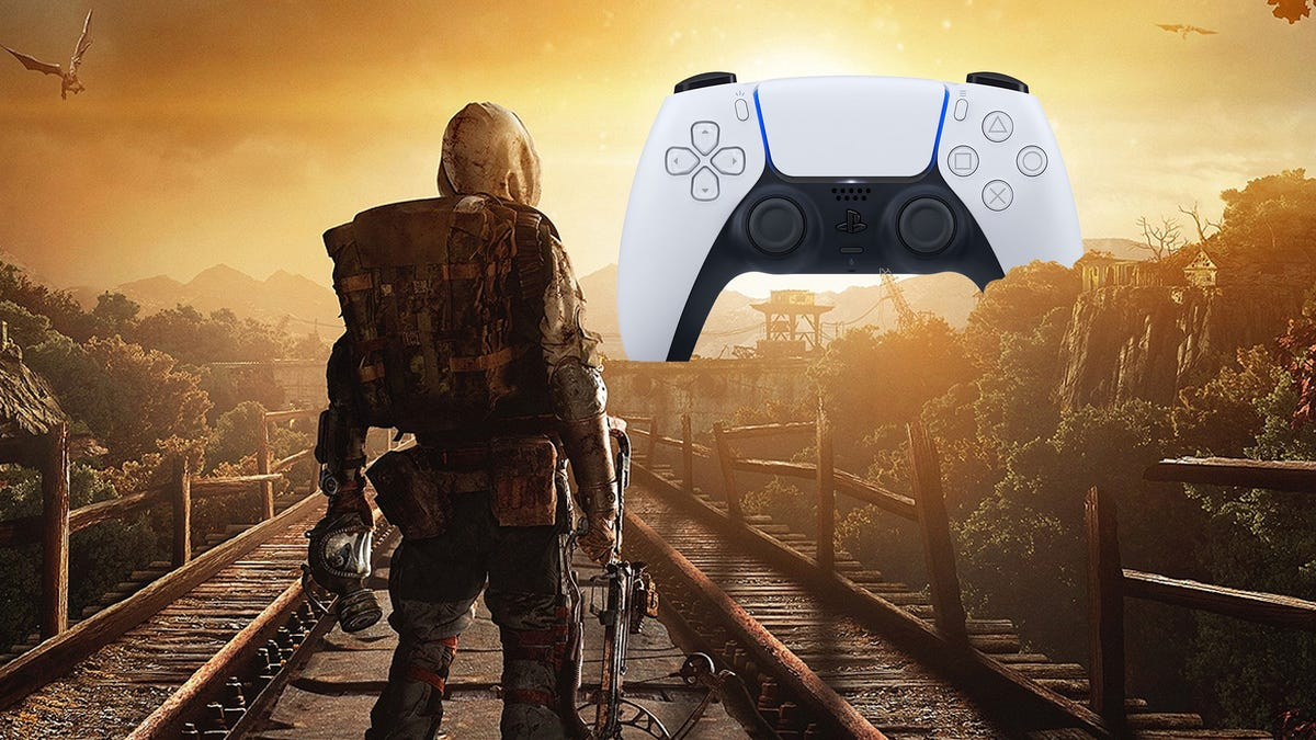 Metro Exodus On PC Now Supports The PS5 Controller's Fancy Triggers thumbnail