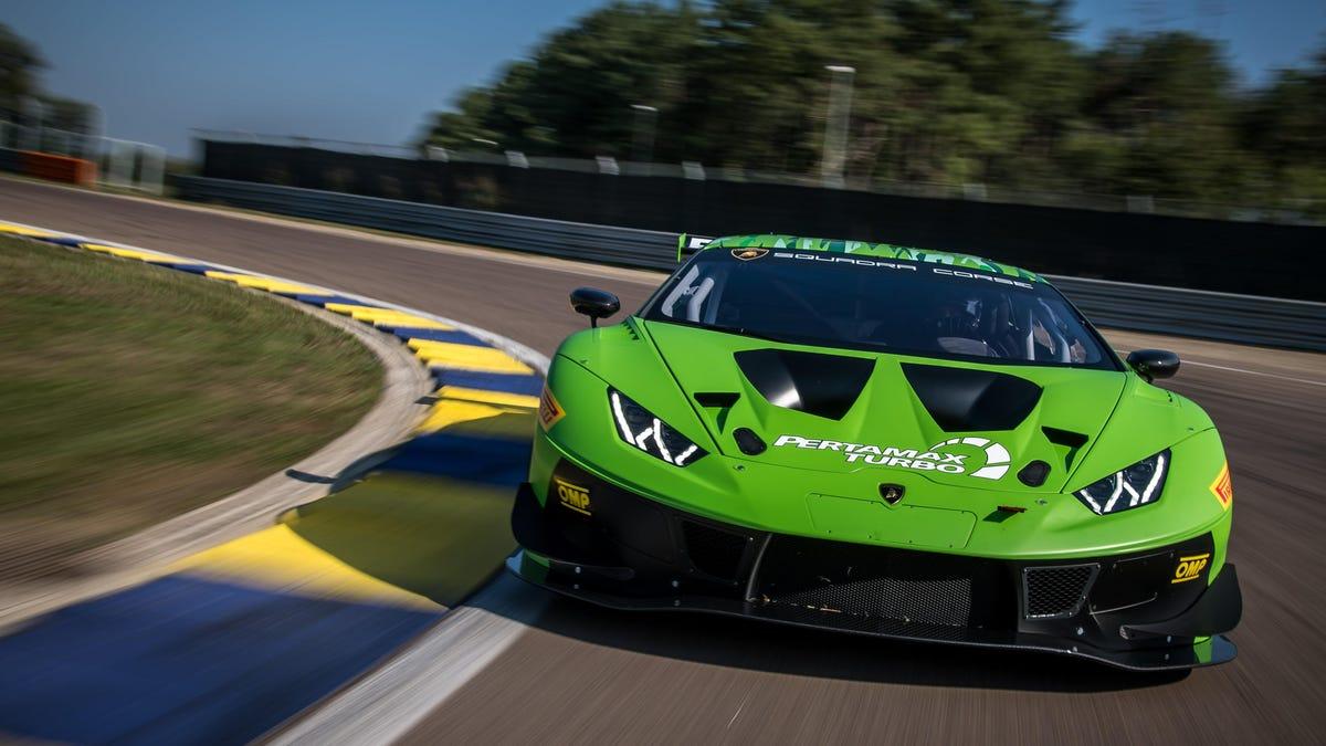 Lamborghini wird 2024 mit einem LMDh-Prototypen antreten