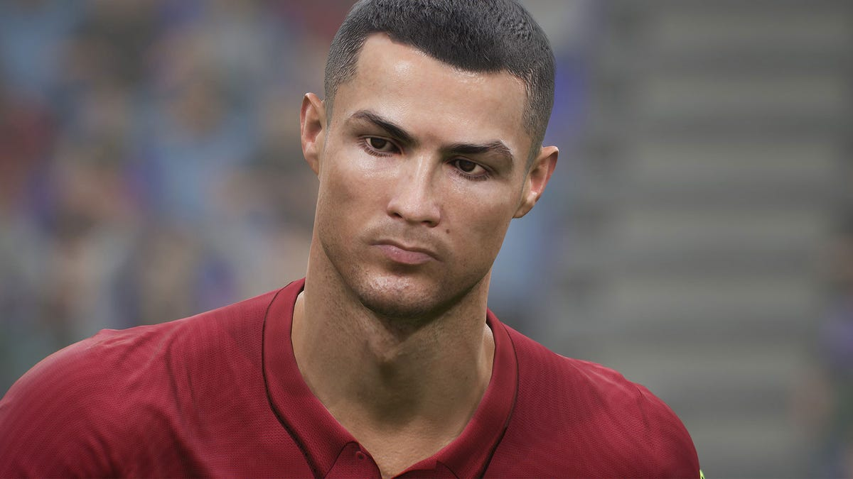 Konami's New Soccer Game Is A Complete Disaster thumbnail