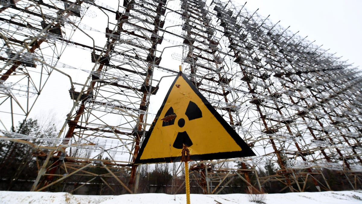 First batch of Chernobyl vodka seized by officials for some reason