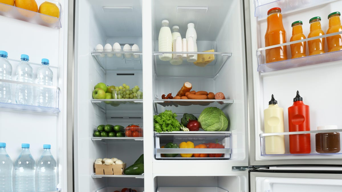 Organize Your Fridge Like You're a Goddamned Adult