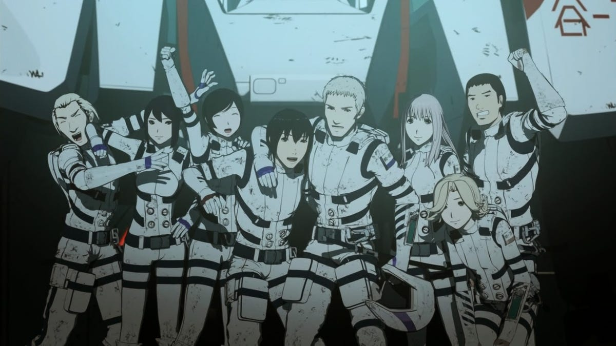 Knights of Sidonia Animated Feature Film Headed to Theaters thumbnail