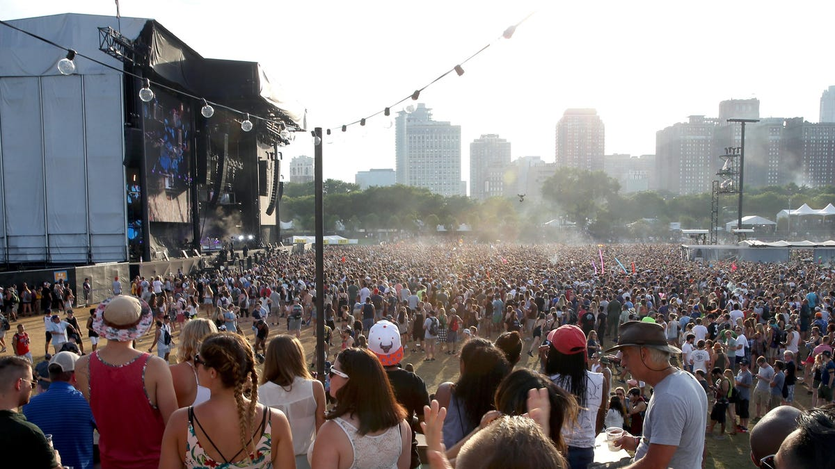 Hulu shares details on this year's Lollapalooza livestream