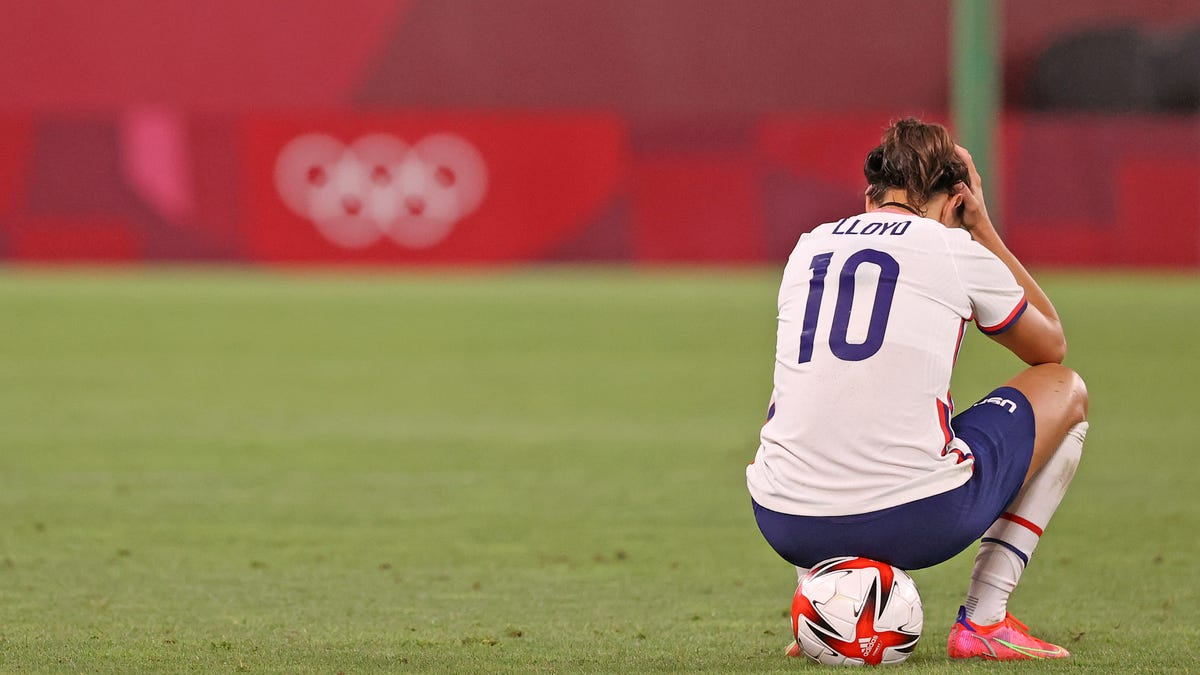 The USWNT is put out of its misery