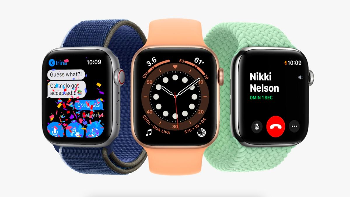 Estas son las novedades que llegan al Apple Watch con watchOS 8