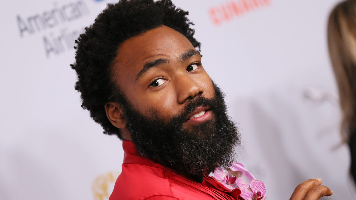 Donald Glover knows why movies and TV shows aren't taking risks