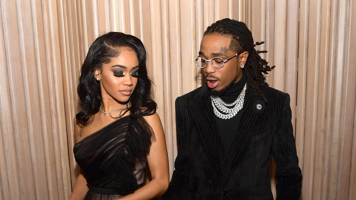 L.A. City Attorney's Office Will Not File Charges Against Quavo or Saweetie in Connection With Elevator Incident: Report