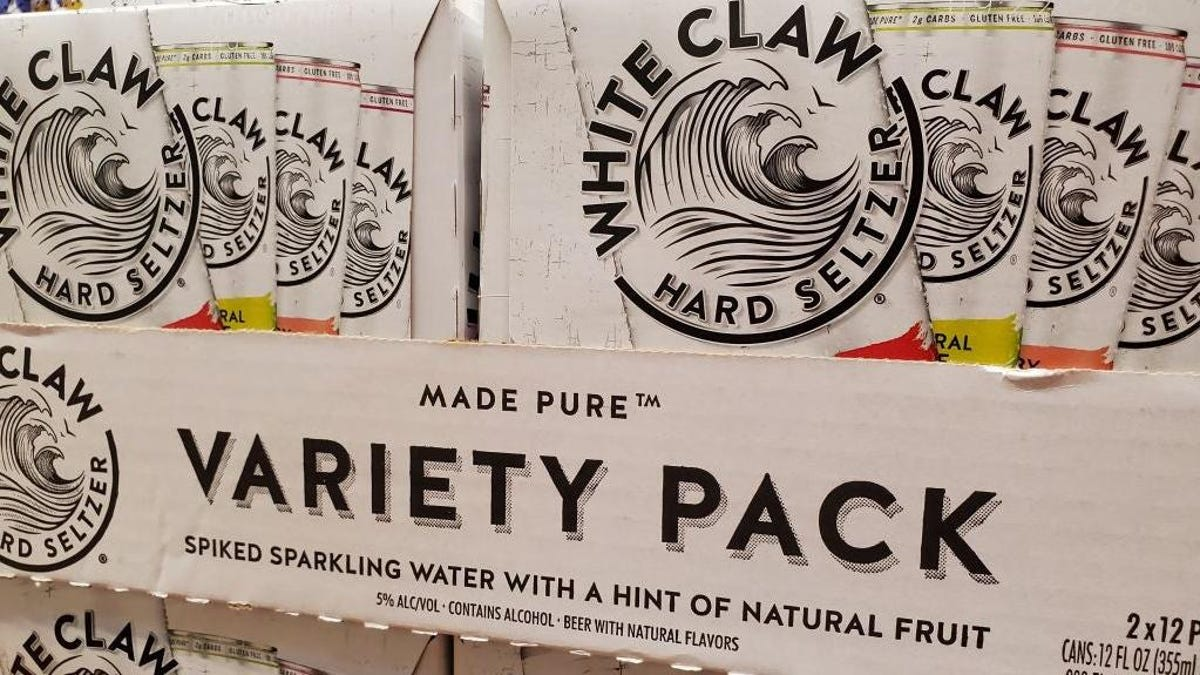 The hard seltzer industry is expanding at breakneck speed