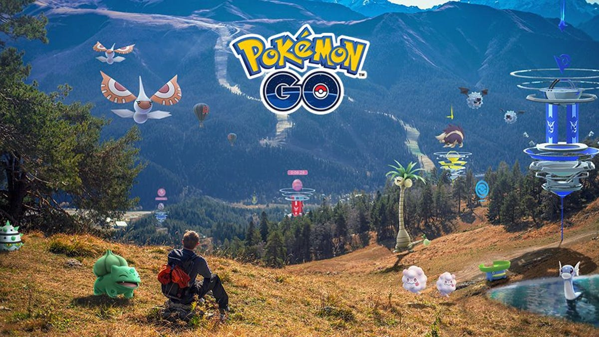 Pokémon Go Fans Mad That Niantic's Acting Like Pandemic Is Over