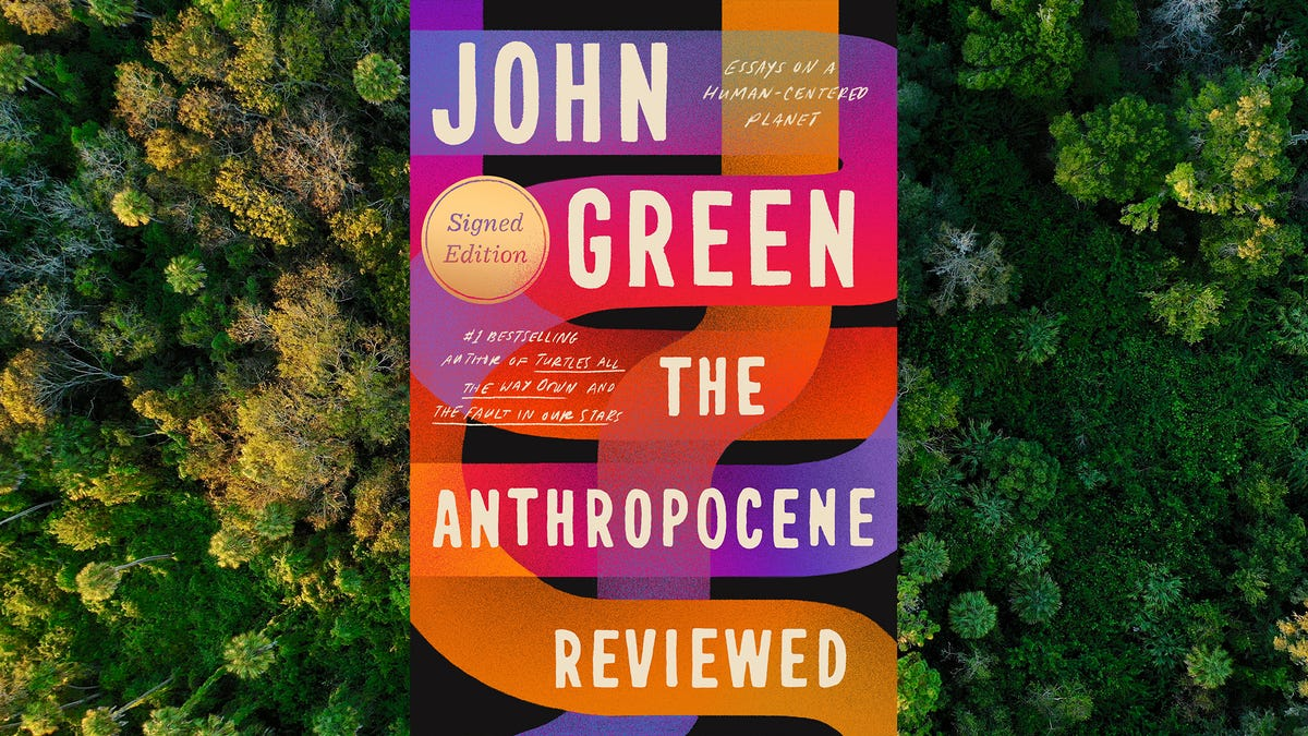 The Anthropocene Reviewed appraises everything from plagues to Dr Pepper