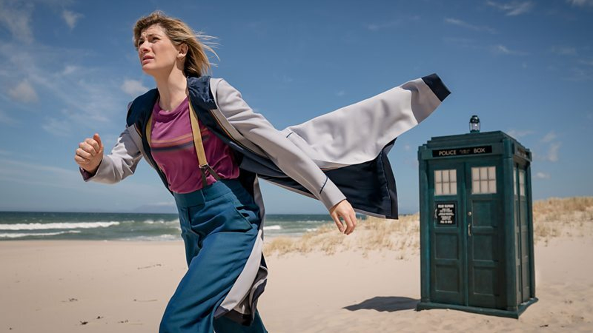 Jodie Whittaker and Chris Chibnall to Exit Doctor Who in 2022